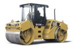 каток cat cb 534 d